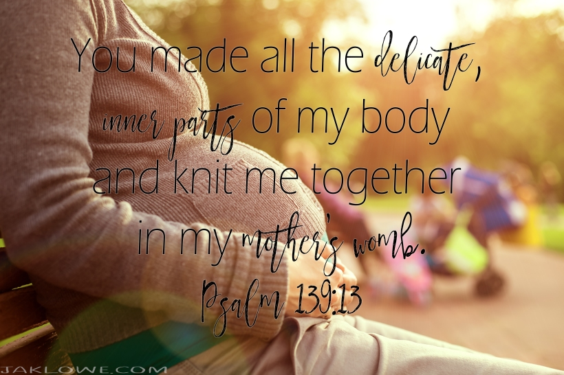 You Knit me Together